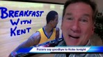 Breakfast with Kent – Peyton kisses, no dabbing for Cam, IU & PU lose, Butler & Pacers lose
