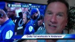 Breakfast with Kent – Colts focused in first workout; Aroldis Chapman hits 103 mph as Cubs win