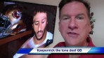 Breakfast with Kent – Colts looked bad; Kaepernick protest is tone deaf; Cubs lose playoff-type game