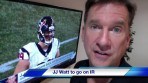Breakfast with Kent – JJ Watt going to IR; Justin Smith going to IU; Pacers going to New Orleans