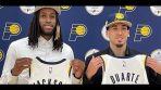 Indiana Pacers – Pritchard, Carlisle, Isaiah Jackson chat about a great draft; Colts Wentz hurt – Eason update!